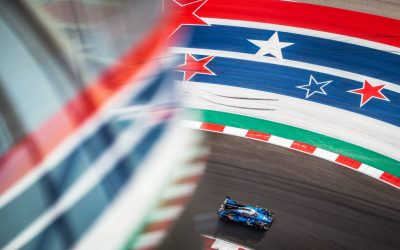 PIERRE RAGUES AND SIGNATECH ALPINE ELF ON THE PACE BUT OUT OF LUCK IN 6H COTA