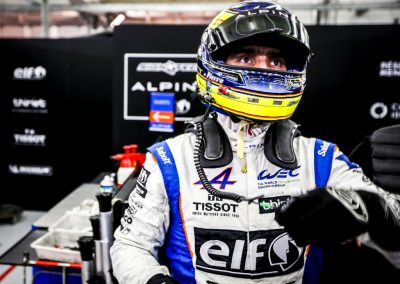 PIERRE RAGUES STRIVING FOR STATESIDE SUCCESS AT COTA