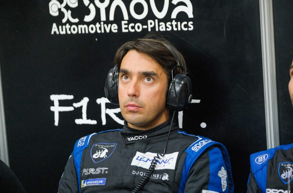 PIERRE RAGUES ON PACE AS DUQUEINE ENGINEERING FINISH FOURTH IN BARCELONA