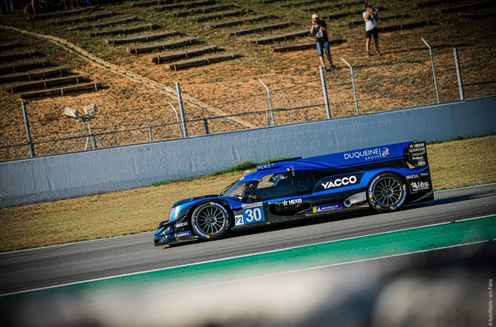 PIERRE RAGUES READY TO FIGHT AS ELMS HEADS TO SILVERSTONE
