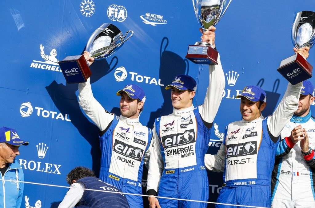 SENSATIONAL SECOND AT SILVERSTONE FOR SIGNATECH ALPINE AND PIERRE RAGUES