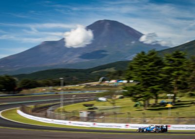 DIFFICULT 6H FUJI WEEKEND FOR PIERRE RAGUES AND SIGNATECH ALPINE ELF