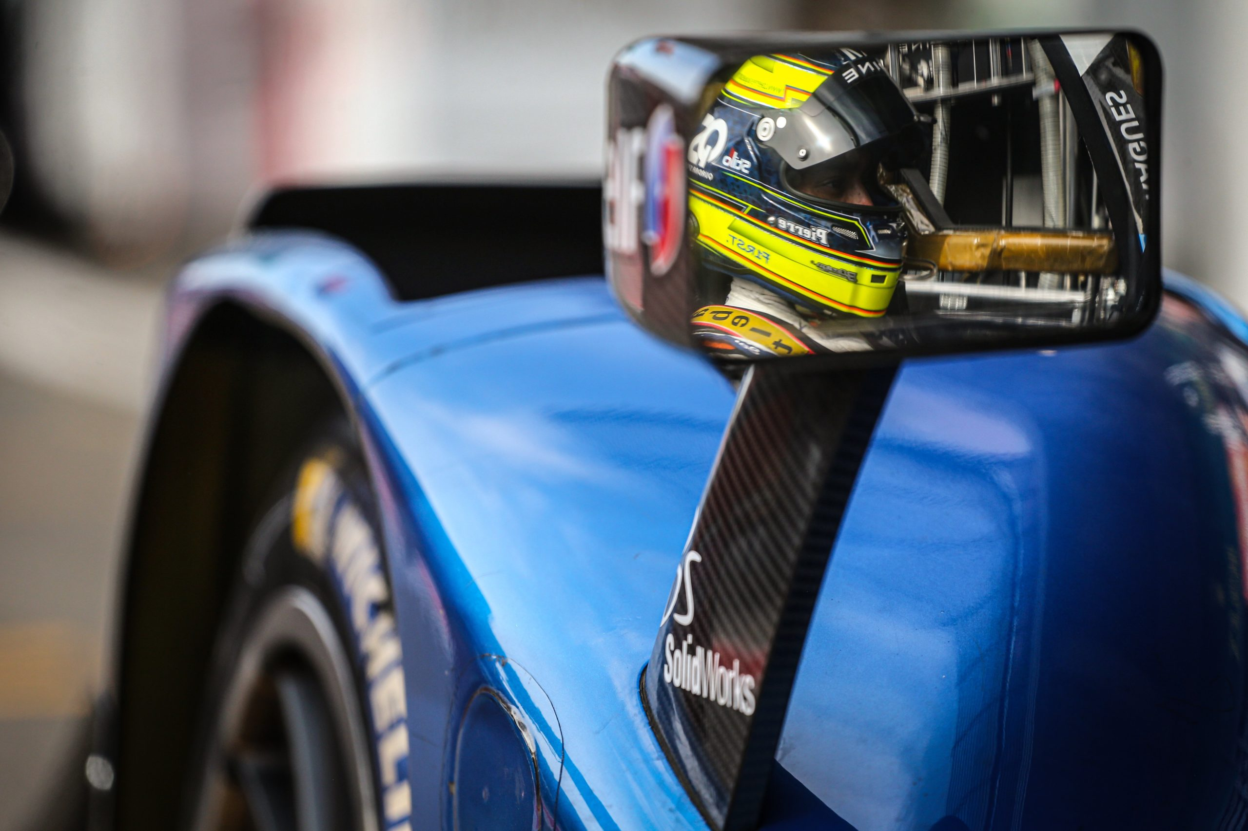 PIERRE RAGUES AND SIGNATECH ALPINE ELF PUT UP STRONG FIGHT BUT OUT OF LUCK IN SPA