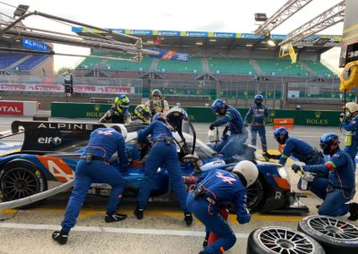 24 HOURS OF LE MANS: UPDATE AFTER 5 HOURS