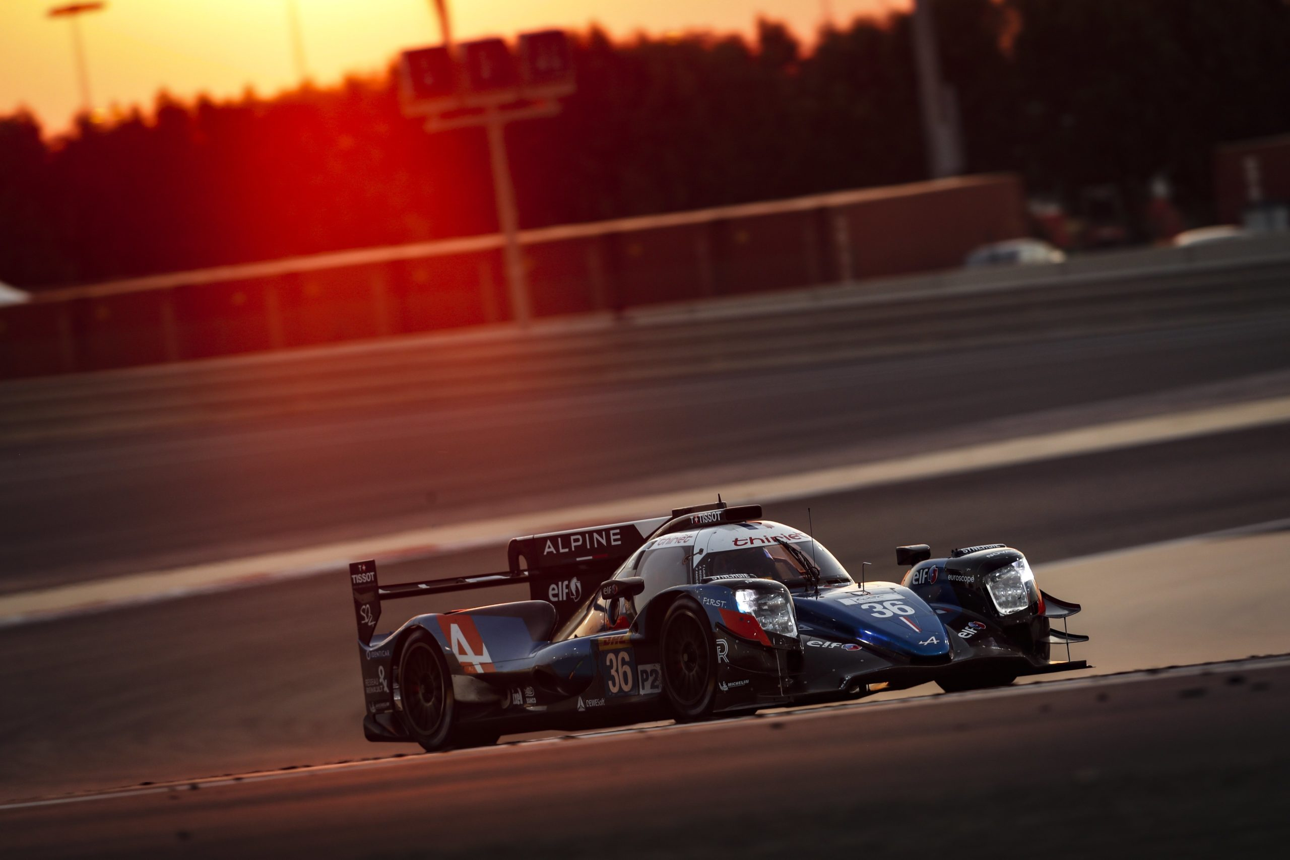 PIERRE RAGUES WRAPS UP 2019/20 FIA WEC SEASON WITH FIFTH IN BAHRAIN