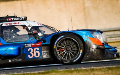 PIERRE RAGUES CHASES TOP-THREE FINISH IN WEC SEASON FINALE AT BAHRAIN