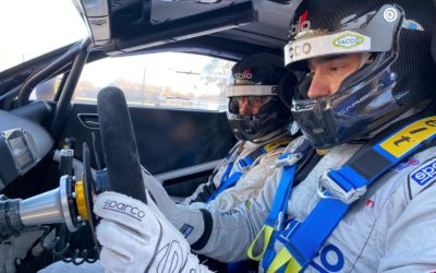 PIERRE RAGUES SET FOR WRC DEBUT WITH ALPINE RGT AT RALLY MONZA