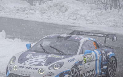 PIERRE RAGUES SET TO GET 2021 UNDERWAY IN STYLE AT RALLYE MONTE-CARLO