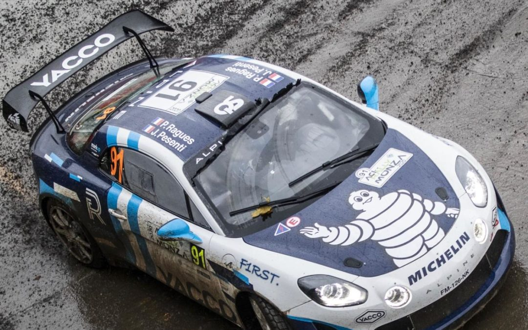 PIERRE RAGUES IMPRESSES WITH RGT VICTORY AT RALLY MONZA