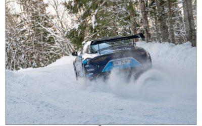 PIERRE RAGUES A L'ASSAUT DU MONTE-CARLO EN OUVERTURE DE LA SAISON WRC