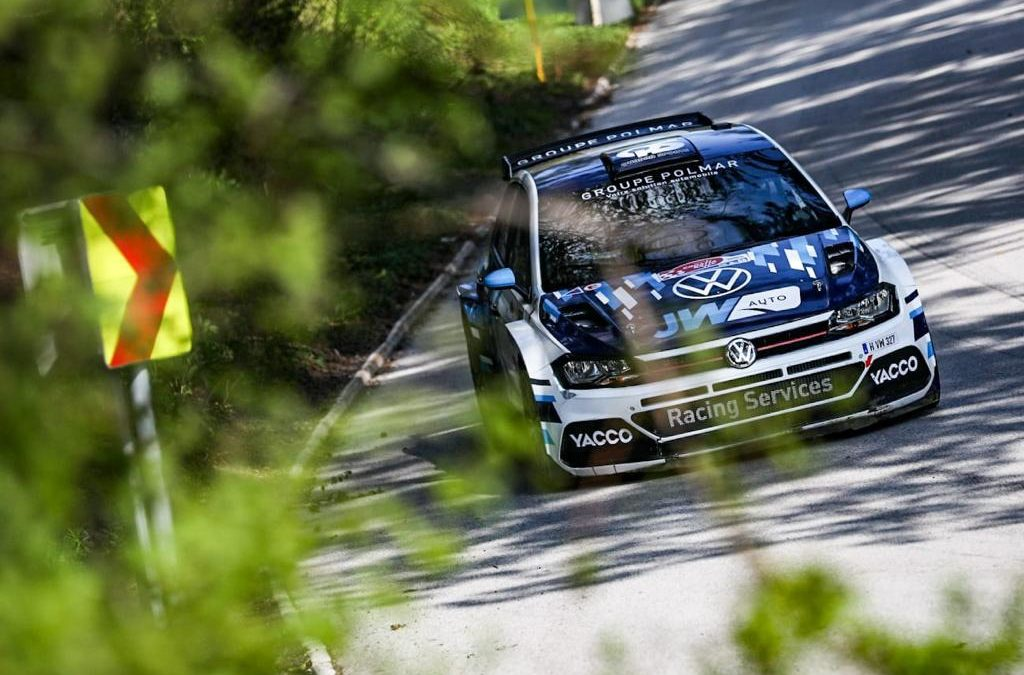 PIERRE RAGUES PICKS UP VALUABLE WRC EXPERIENCE IN CROATIA RALLY