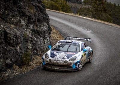 PIERRE RAGUES RETURNS TO R-GT ACTION IN RALLY DI ROMA CAPITALE