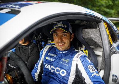 PIERRE RAGUES AIMS FOR ANOTHER STRONG PERFORMANCE IN PENULTIMATE ROUND OF R-GT COUPE DU MONDE