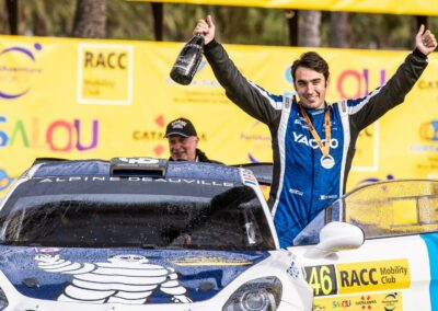 PIERRE RAGUES CROWNED FIA R-GT WORLD CUP CHAMPION WITH ALPINE